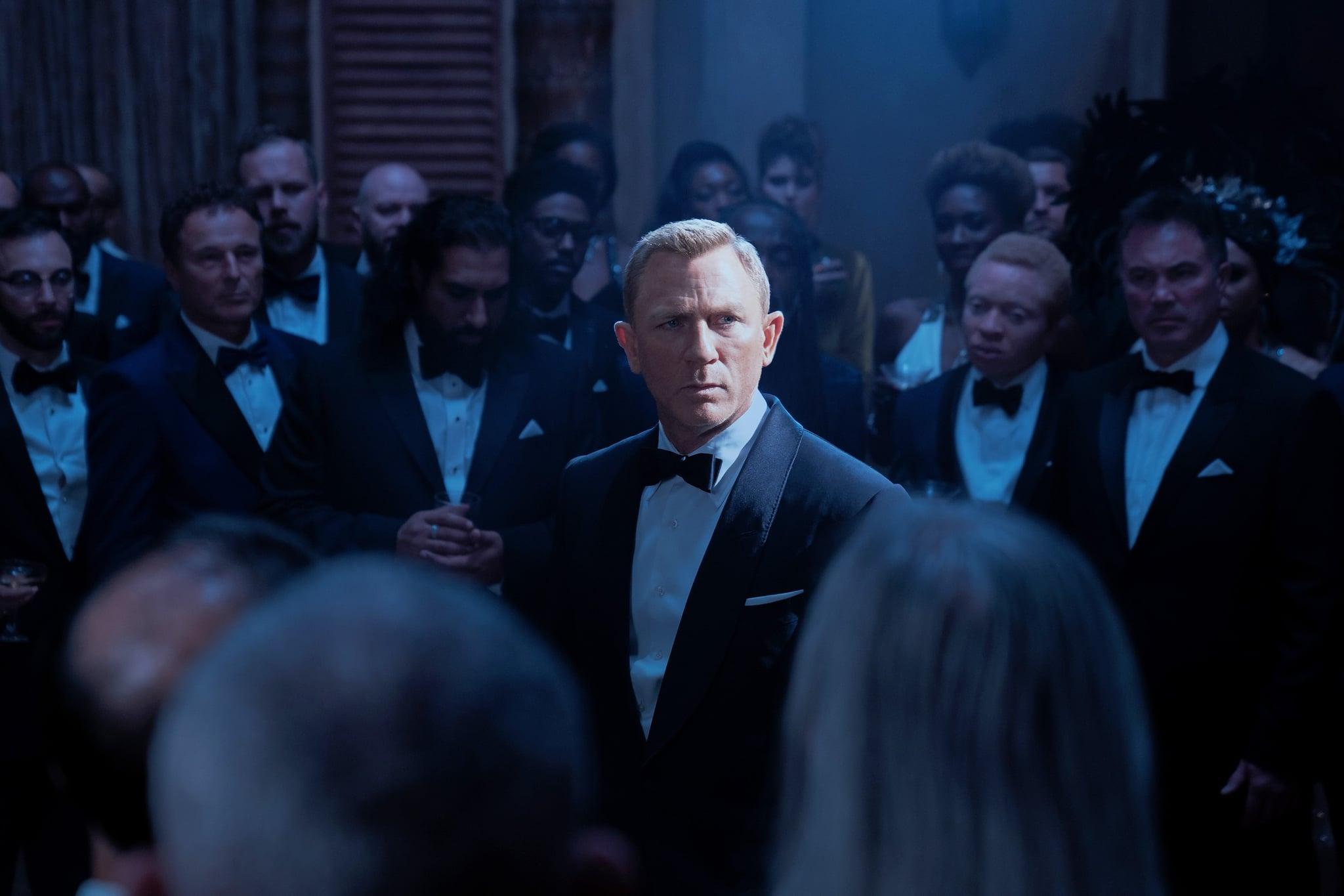 NO TIME TO DIE, Daniel Craig as James Bond, 2021. ph: Nicola Dove /  MGM /  Danjaq / Courtesy Everett Collection