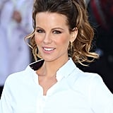 Kate Beckinsale Ponytail Hair Photos