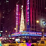See the Radio City Christmas Spectacular.