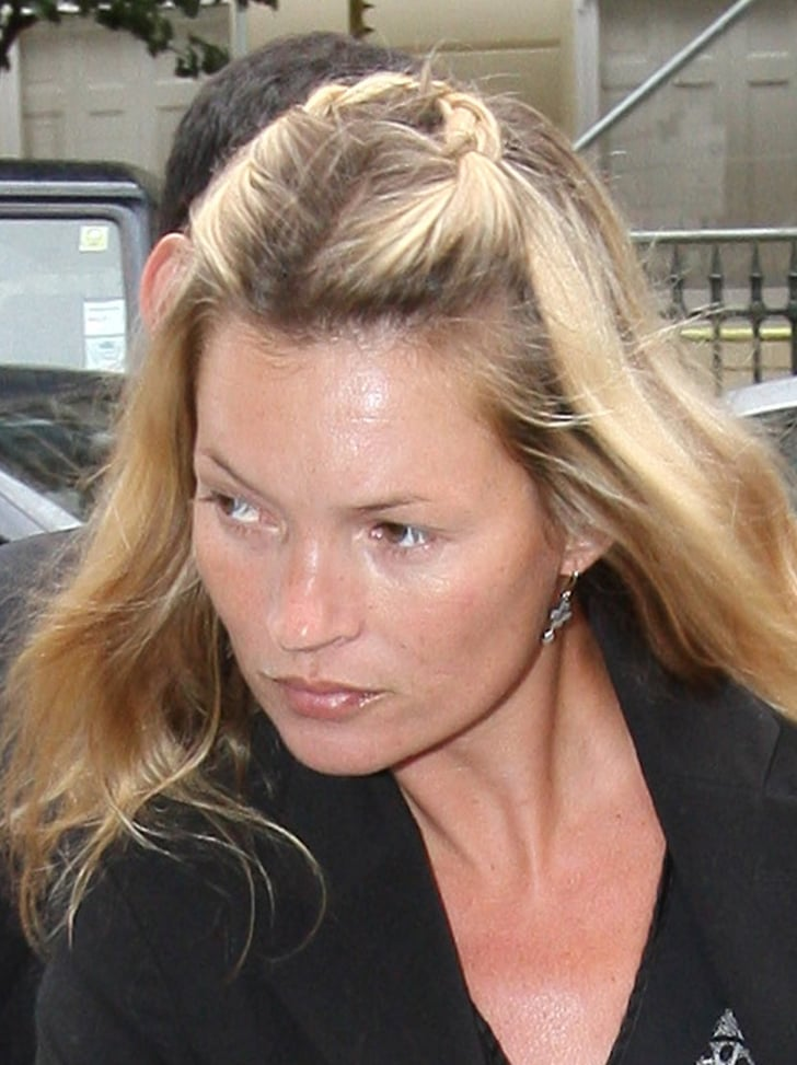 kate moss hair style photo of kate moss and lila grace at clinic in 8518 | Photo Kate Moss daughter Lila Grace Clinic London 22nd August 2008 New Twist Hair Style Love Hate her Look