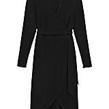 Rodarte x & Other Stories Silk Wrap Dress ($275)