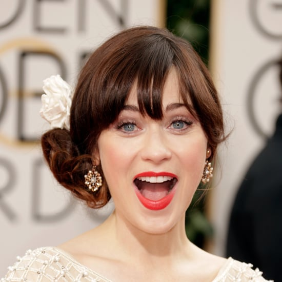 Hair Accessories at Golden Globes 2014
