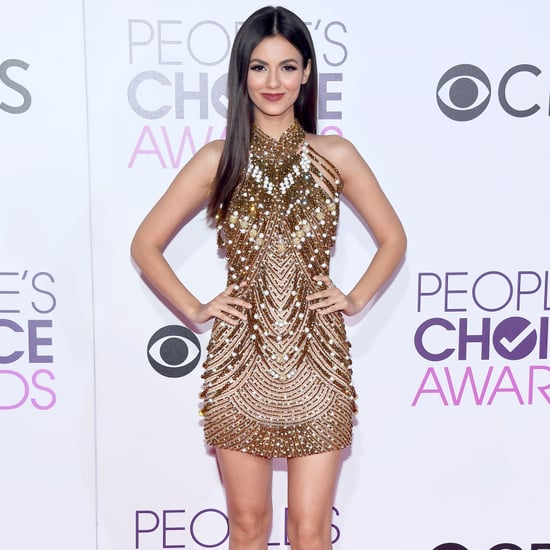 Latina Celebrities at the 2017 People's Choice Awards