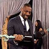 Pictured: Idris Elba