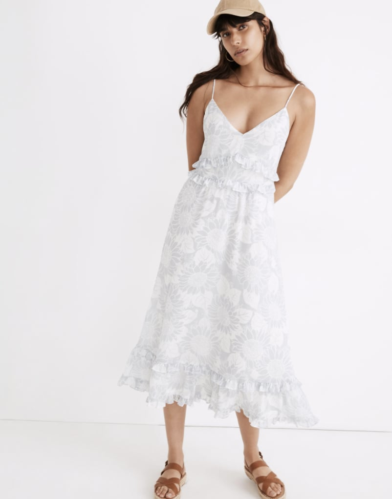 Best Midi Dresses From Madewell