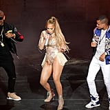 Jennifer Lopez Dominican Republic Concert April 2017