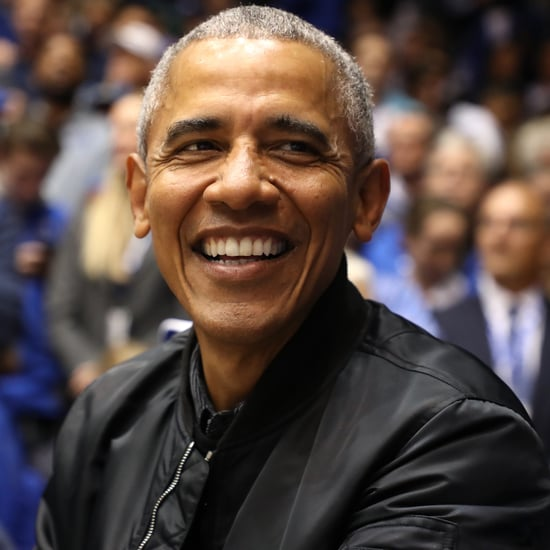 Barack Obama Rag & Bone Black Bomber Jacket