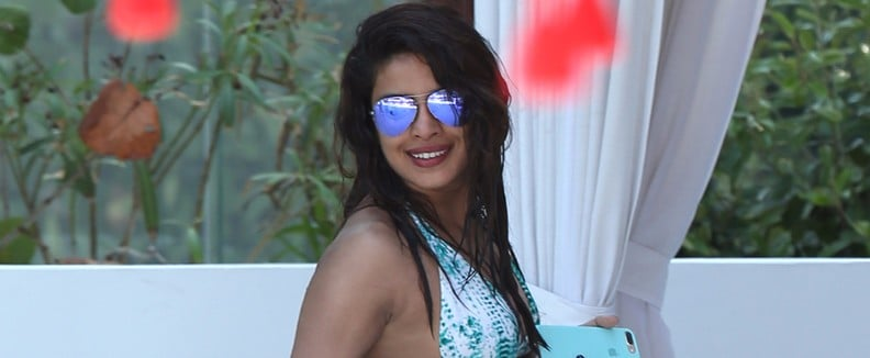 Someone Call the FBI, Because These Photos of Priyanka Chopra Are So Hot It's Criminal