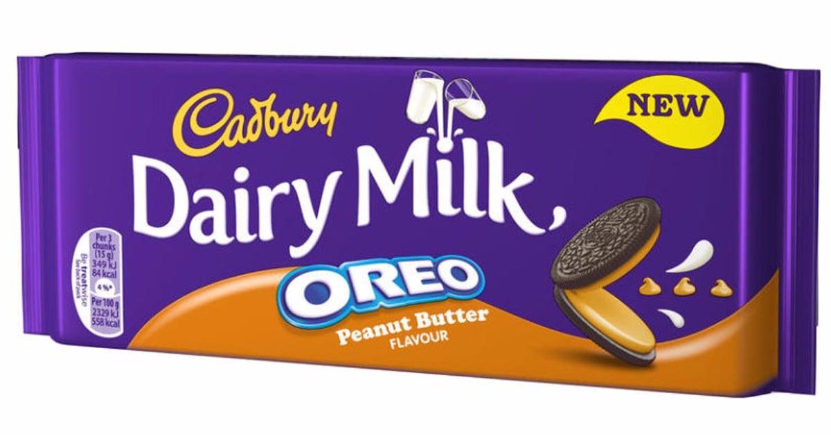 Cadbury Oreo Peanut Butter Thins Popsugar Food