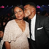 Chance the Rapper and Lisa Bennett