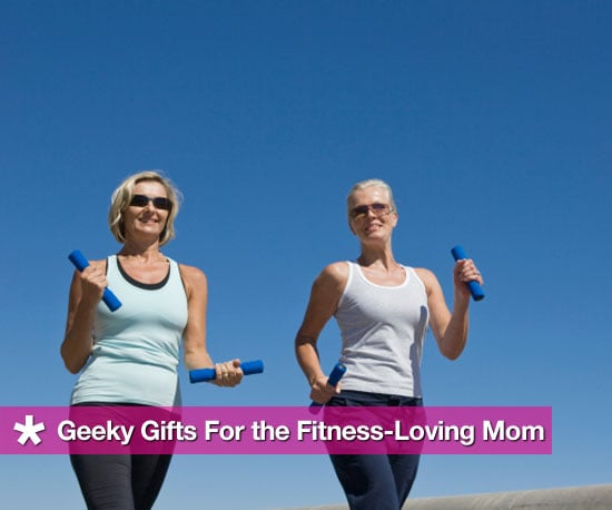 Geeky Gifts For the Mom Who Loves Fitness