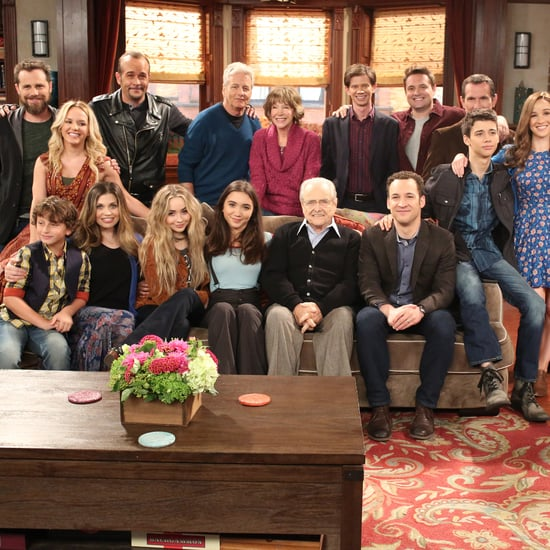 Boy Meets World Reunion on Girl Meets World 2016
