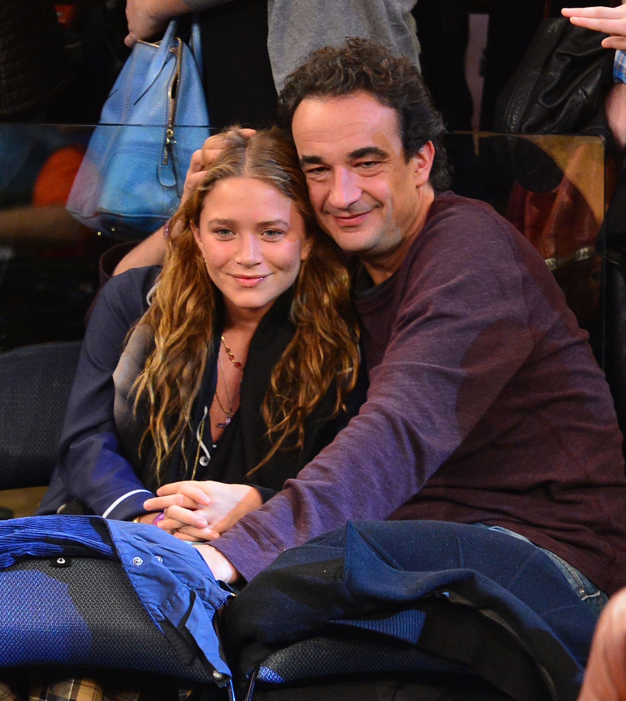 Mary kate olsen dating old man