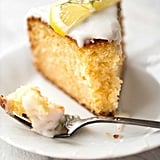 Lemon Cake with Lemon Glaze