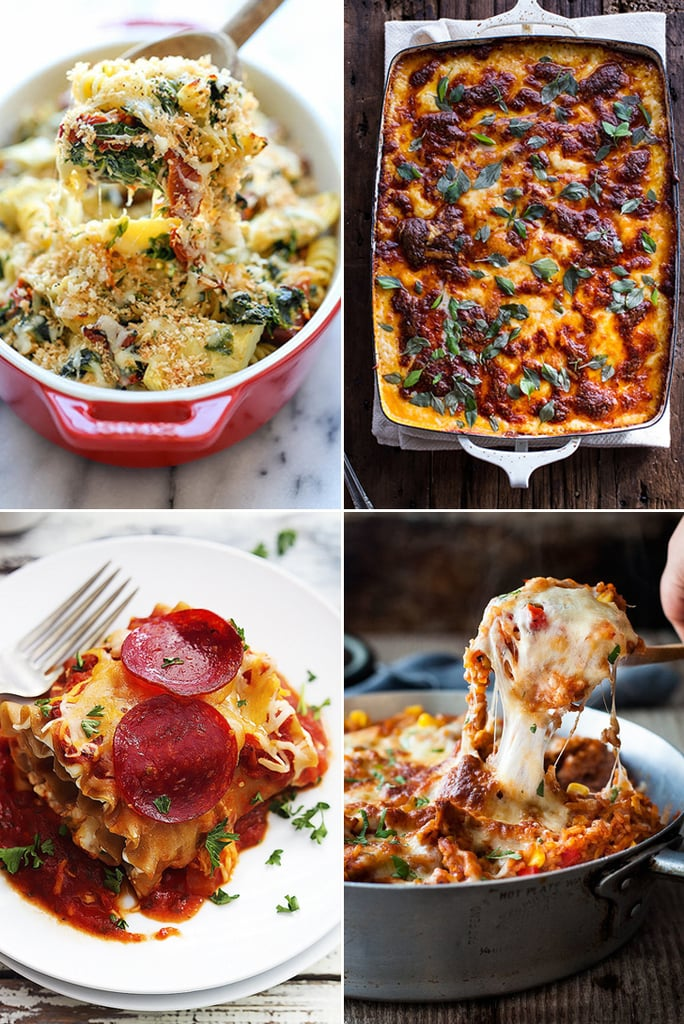 Unusual Casserole Recipes