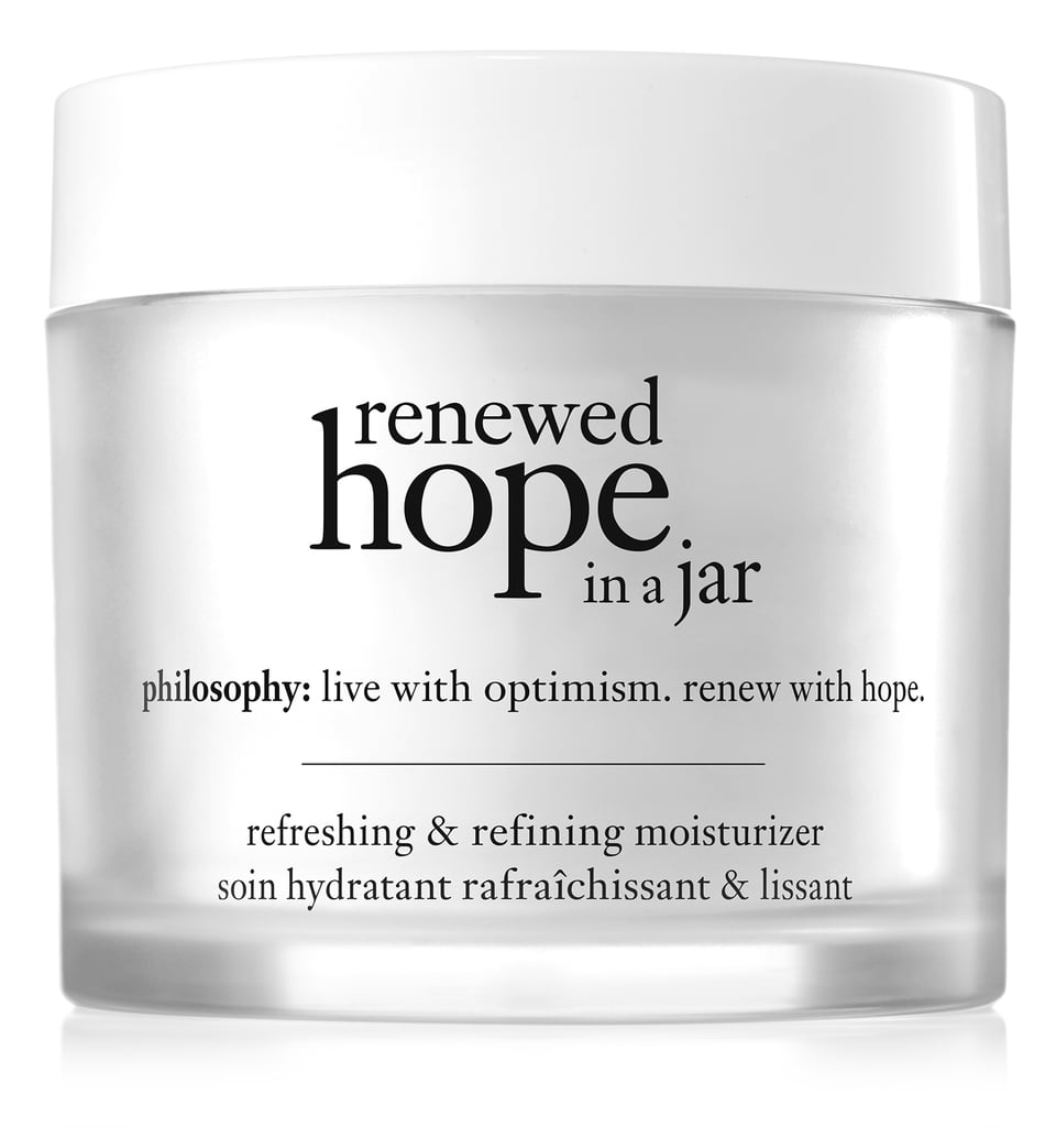 renewed hope in a jar moisturizer SPF