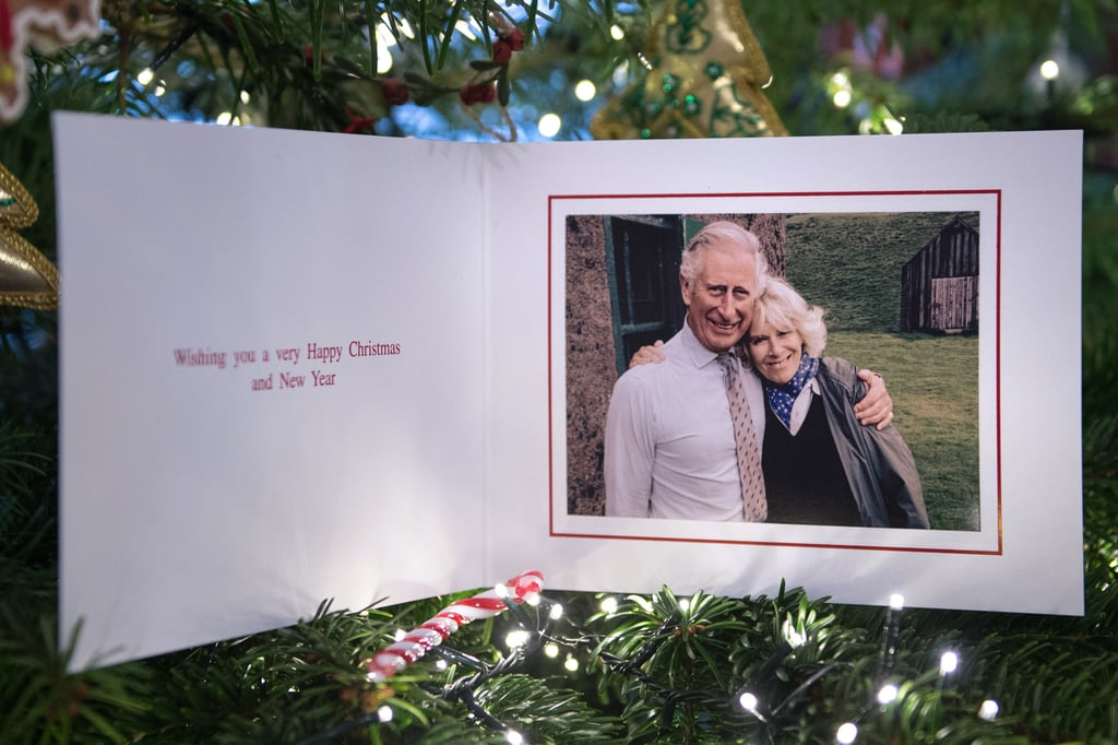 From Charles and Camilla, 2015 | Royal Family Christmas Cards ...