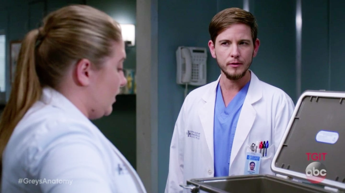 Grey\'s Anatomy\'s Transgender Storyline Recap | POPSUGAR Entertainment