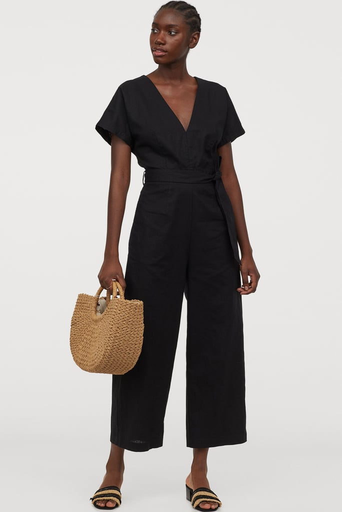 The Best Linen Jumpsuits