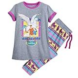 Hercules and Pegasus Pajama Set for Women
