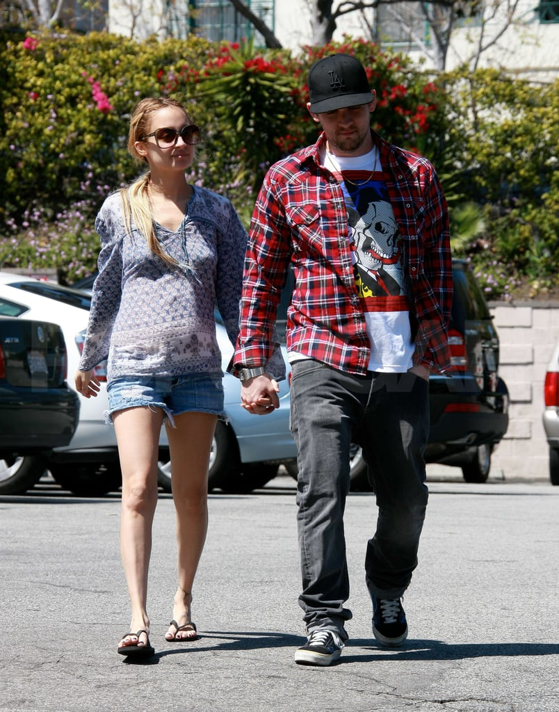 Nicole and Joel in LA