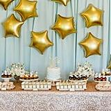 Star-Studded Cake