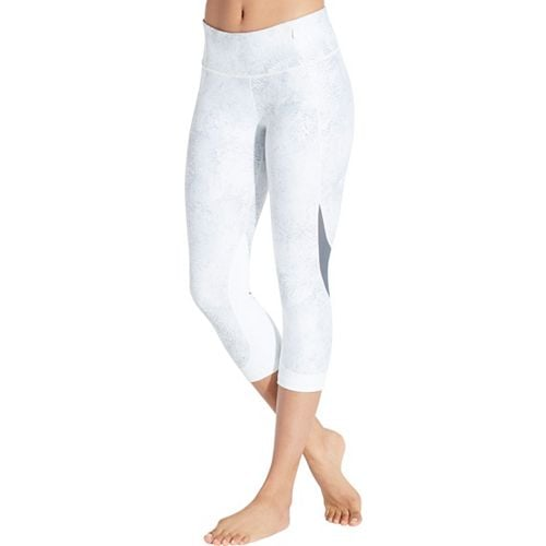 adfbce6f2c3c7b Calia by Carrie Underwood Lumia Printed Capris   White Workout ...