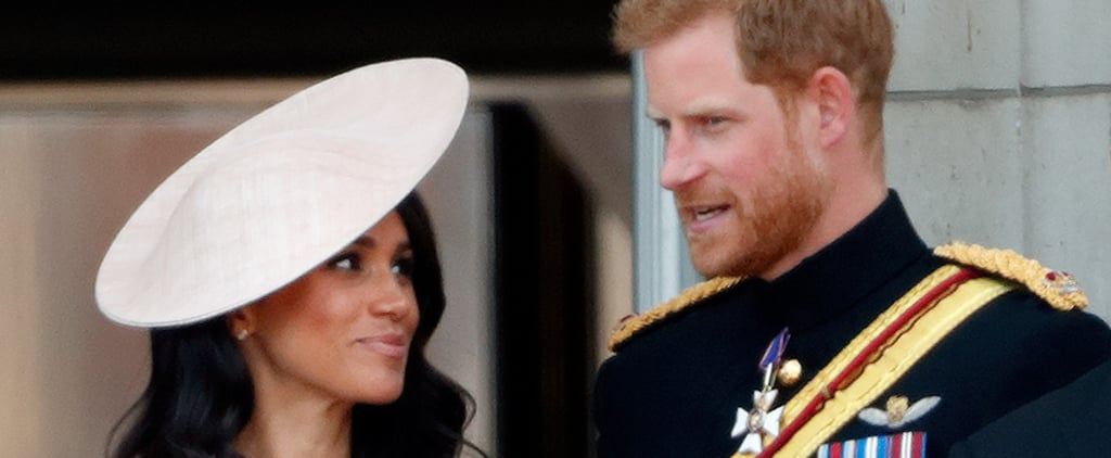 Meghan Markle Fashion Advice From Prince Harry
