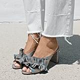 Loeffler Randall Esme Ruffle Sandals