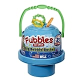 Little Kids Fubbles Big Bubble Bucket