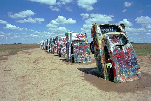 Cadillac Ranch (Amarillo, TX)