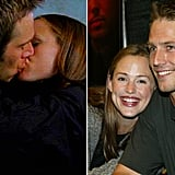 Jennifer Garner and Michael Vartan