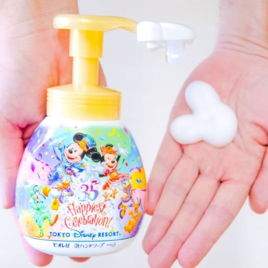 Mickey Mouse Hand Soap Dispenser From Tokyo Disney