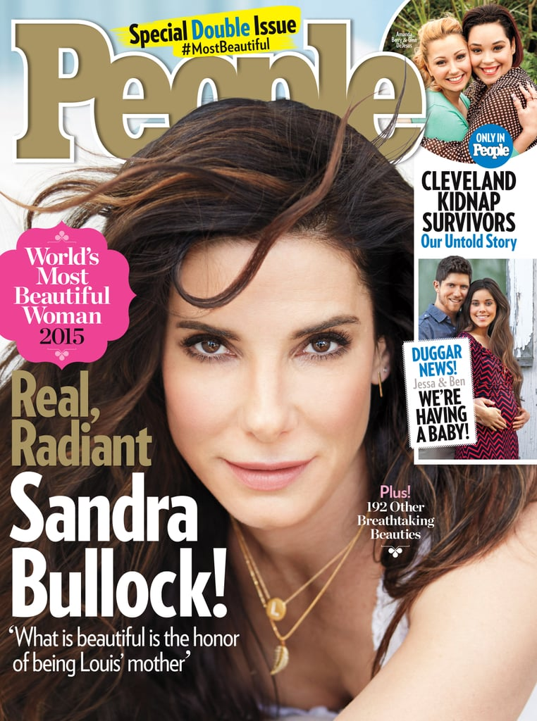 Sandra Bullock Is So Much More Than People's Most Beautiful Woman