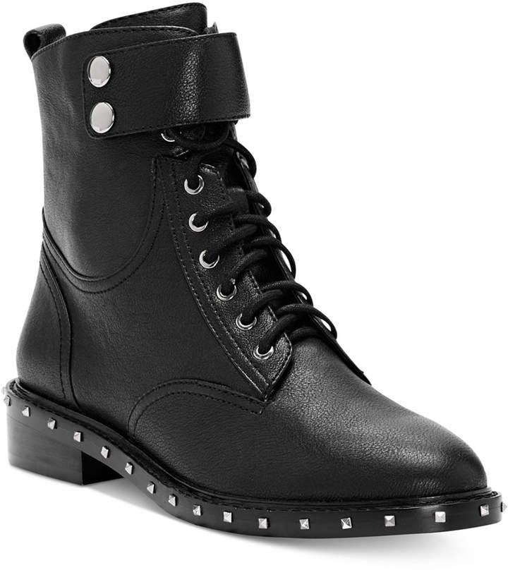 Fendi Black Ecoblok Military Boots rGDMZBMZxV