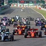Formula 1: Drive to Survive, Season 2