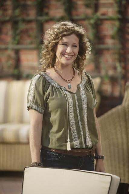 Nancy Travis in ABC's Last Man Standing.