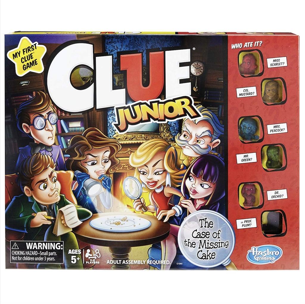 Dual Level Clue Game