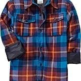 Looks Like a Shirt, Wears Like a Jacket