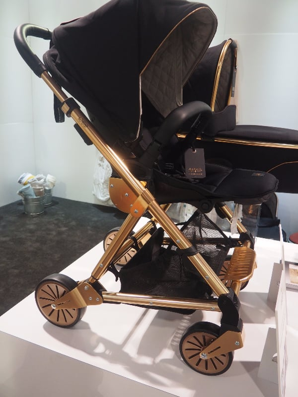 Mamas Amp Papas Rose Gold Urbo2 Stroller New Kid And Baby