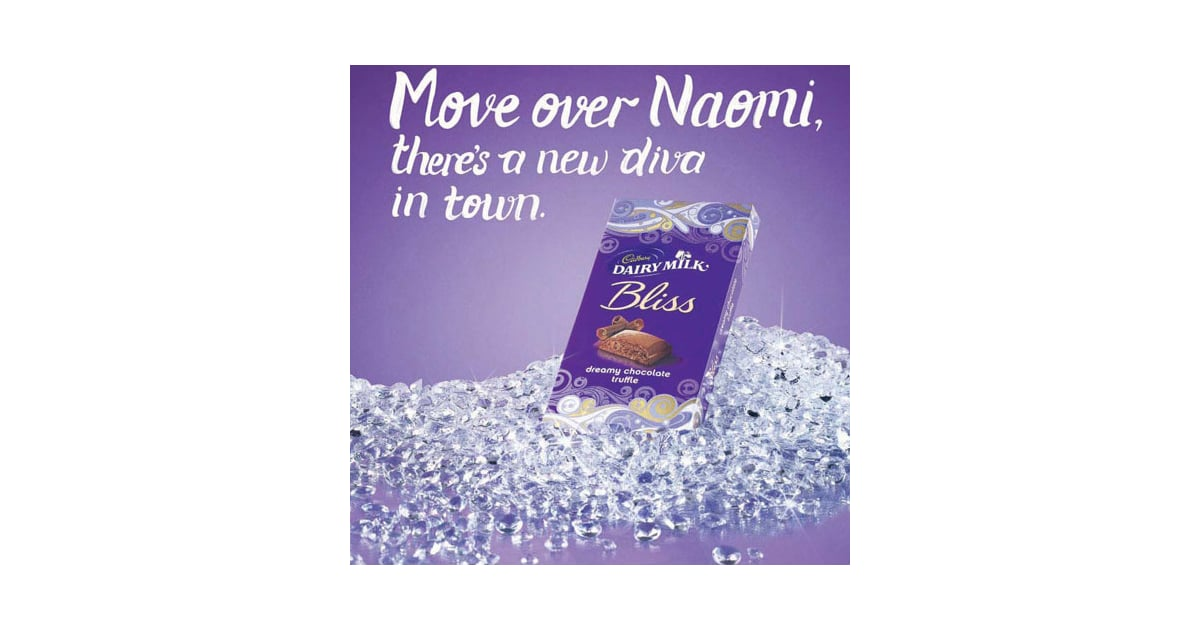Naomi Campbell Is Target Of A New Racially Charged Cadbury