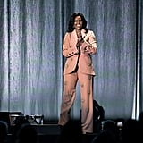 Michelle Obama's Pink Suit