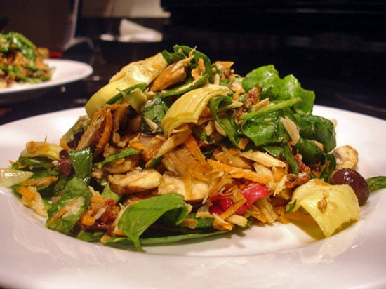 Sugar Shout Out: Artichokes Salad With Tuna