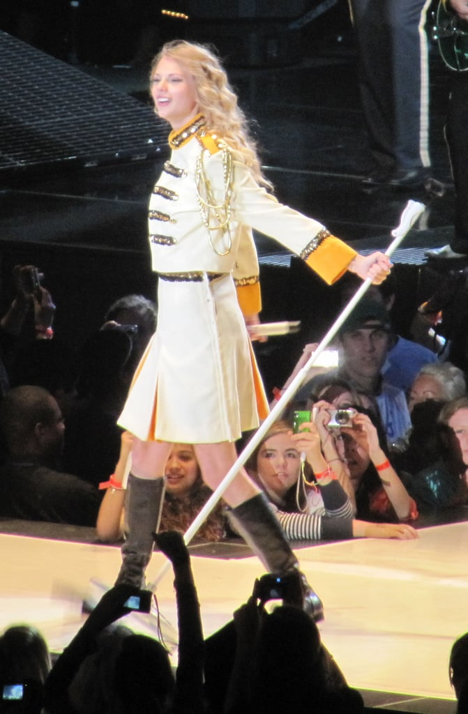 Photos of Taylor Swift On Stage at Wembley