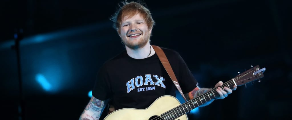 "If You're Not Sick of Ed Sheeran's ""Shape of You"" Yet, You'll Enjoy These 2 New Remixes"