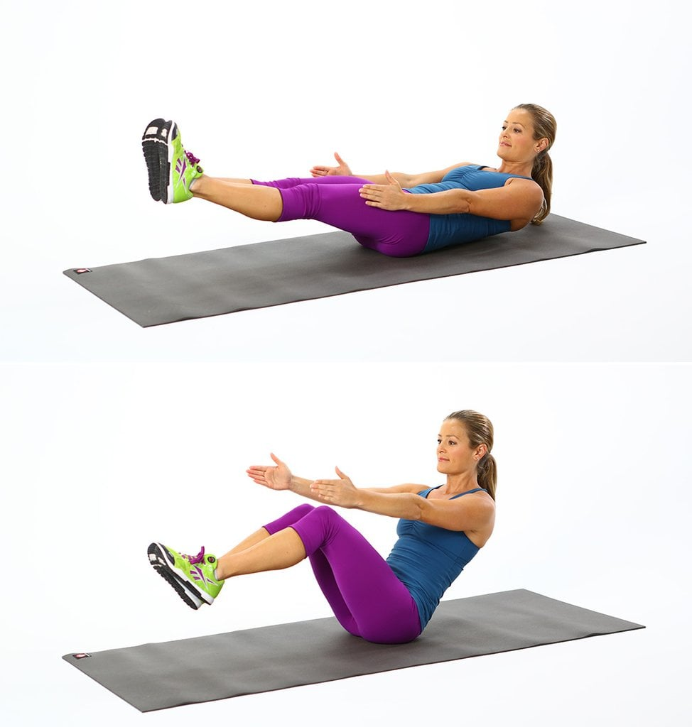 This Total-Body Workout Can Easily Be Done While Watching TV