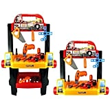 Velocity Toys 2-in-1 Rolling Cart and Workbench