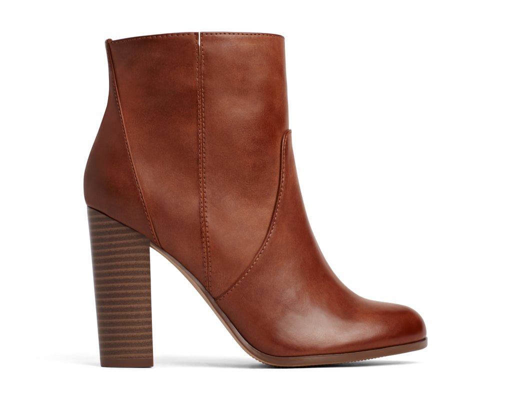 A+ Isa Brown Boots ($45)