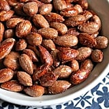 Maple-Roasted Almonds