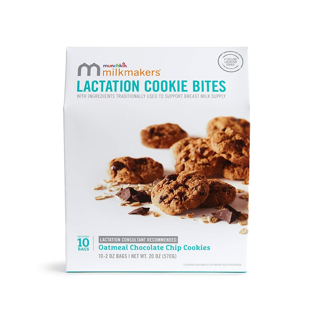 Milkmakers Lactation Cookie Bites Oatmeal Chocolate Chip
